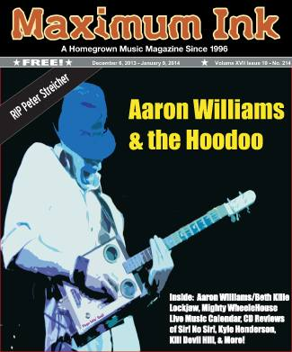 Aaron Williams & The Hoodoo
