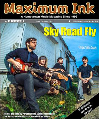 Sky Road Fly Band Photo by Nick Berard - photo by Nick Berard