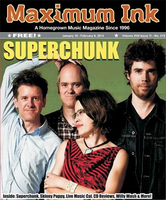Jim Wilbur of Superchunk