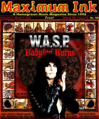 W.A.S.P. - artwork by Ian Chalgren