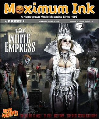 White Empress cover art by Ian Chalgren