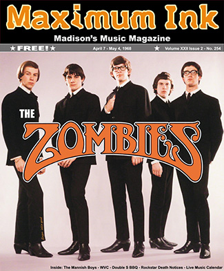 The Zombies - photo by Andrew Eccles