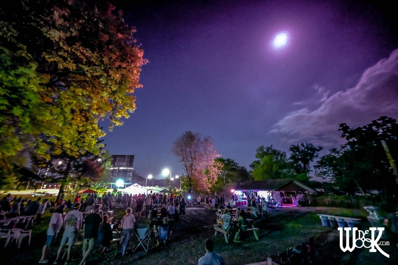 Concert By The Creek Volume One - photo by De Wook