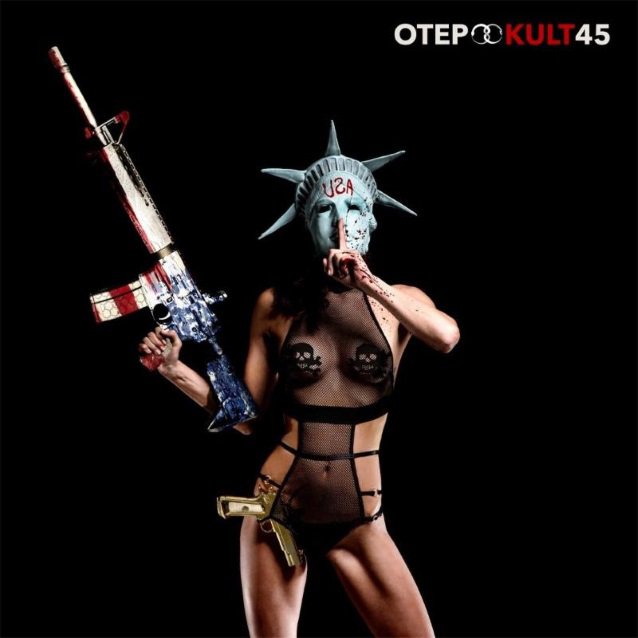 Otep's new album: Kult 45