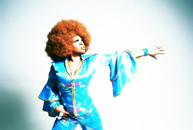 Funky soul sister Bette Smith - photo by Shervin Lainez