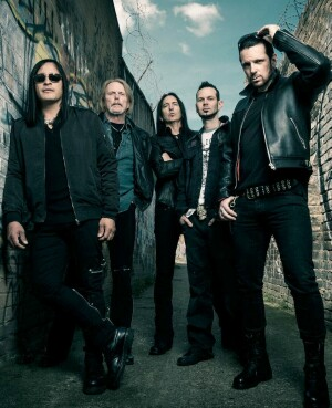 Black Star Riders - photo by Richard Stow