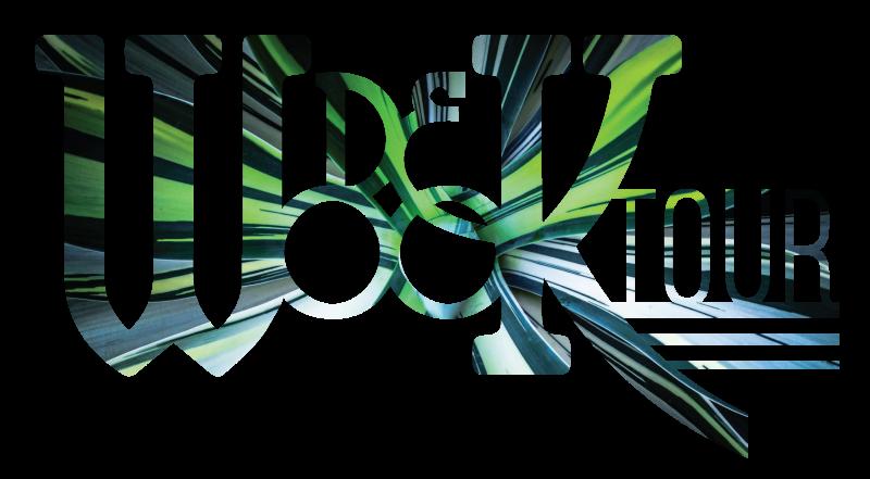 DeWook Tour Logo - photo by De Wook