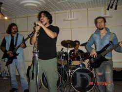 Iranian band Ahoora