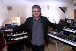 Don Airey - keybordist for Black Sabbath, Deep Purple, Rainbow, Ozzy, Whitesnake and more!