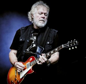 Randy Bachman live! - photo by Callianne Bachman