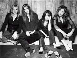 The Bangles circa 1996
