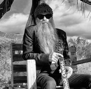 Billy Gibbons - photo by Blain Clausen