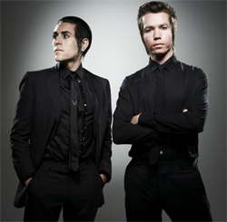 Sometime around the year 2000, AFI's Davey Havok and Jade Puget started to ...