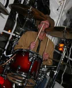 Neil Petersen, aka Gage, Milwaukee Drummer of The Buggs, Thin Man and Chauncey Gardener