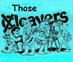 Milwaukee's Those X-Cleavers