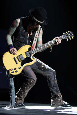 Buckcherry's Stevie D