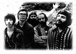 Canned Heat circa 1970
