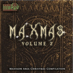 M.A.Xmas Vol 2 CD Cover