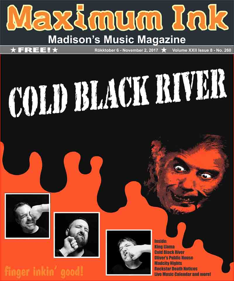Cold Black Ribver