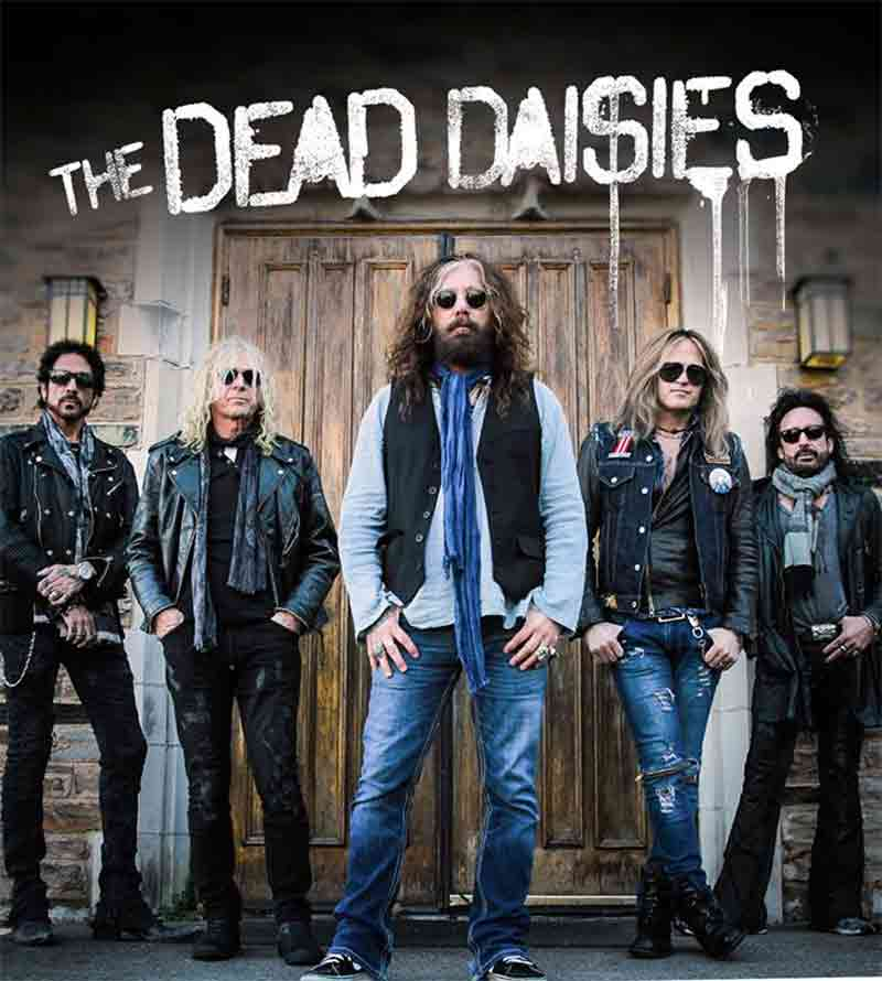 The Dead Daisies new album Burn It Down