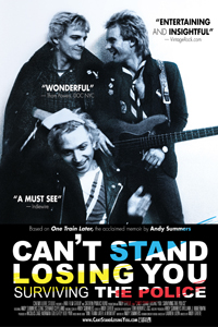 The The Police - Can't Stand Losing You - Surviving The Police