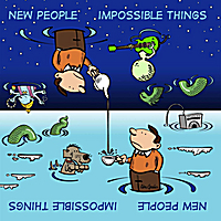 New People - Impossible Things