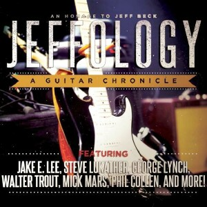 Various Artists - Jeffology - A Guitar Chronicle