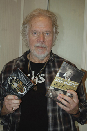 Randy Bachman - Randy Bachman - Heavy Blues - Interview by Bruce Alexander