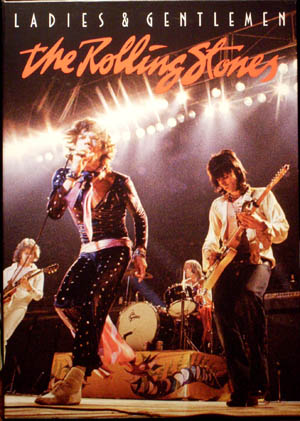 The Rolling Stones - Ladies & Gentleman, The Rolling Stones