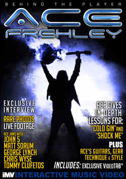 Ace Frehley - Behnind The Player: Ace Frehley