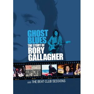 Rorry Gallagher - Ghost Blues/Beat Club Sessions 2-dvd/cd