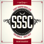 Street Sweeper Social Club - Ghetto Blaster EP