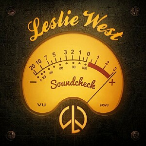 Leslie West - Soundcheck