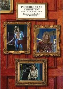 Emerson, Lake and Palmer - Pictures At An Exhibition - Special Edition