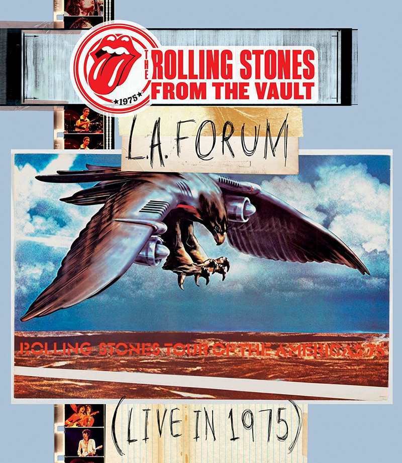The Rolling Stones  - Rolling Stones From The Vault : L. A. Forum 1975