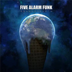 Fine Alarm Funk - Abandonearth