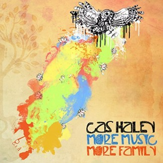Cas Haley - More Music, More Family