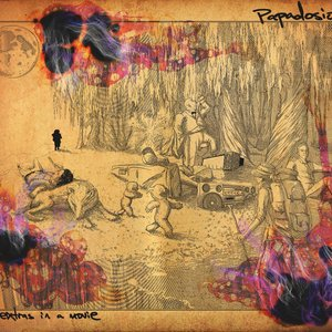 Extras In A Movie, the cover of the new Papadosio release