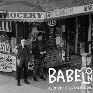 Alexander Orange Drink - Babel On