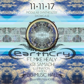 Earthcry - Modular Improvisation at Isis Music Hall