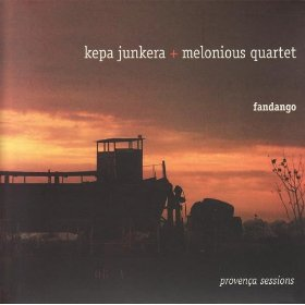 Kepa Junkera & Melonious Quartet - Fandango