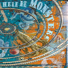 Jon Langford & Skull Orchard - Here Be Monsters