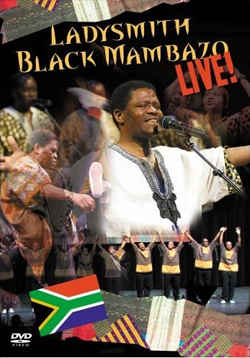 Ladysmith Black Mambazo - Live! (DVD)