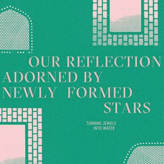 Turning Jewels into Water - Our Reflection Adorned by Newly Formed Stars