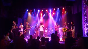 Dub Foundation at Majestic Theater on 7/21 - photo by Andrew Frey