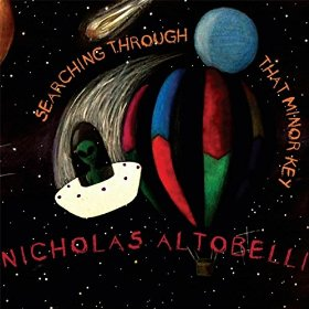 Nicholas Altobelli - Searching Through That Minor Key