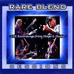 Rare Blend - Sessions