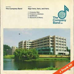 Company Band - Sign Here, Here, and Here