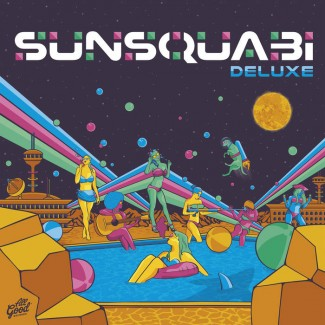 Sunsquabi - Deluxe Ep