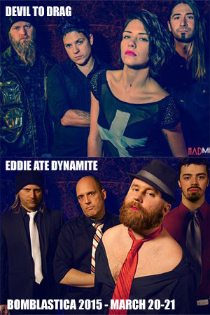 Devil To Drag Vs. Eddie Ate Dynamite